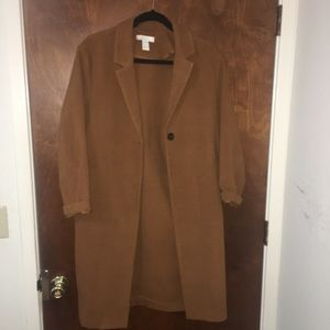 H&M coat - size 4